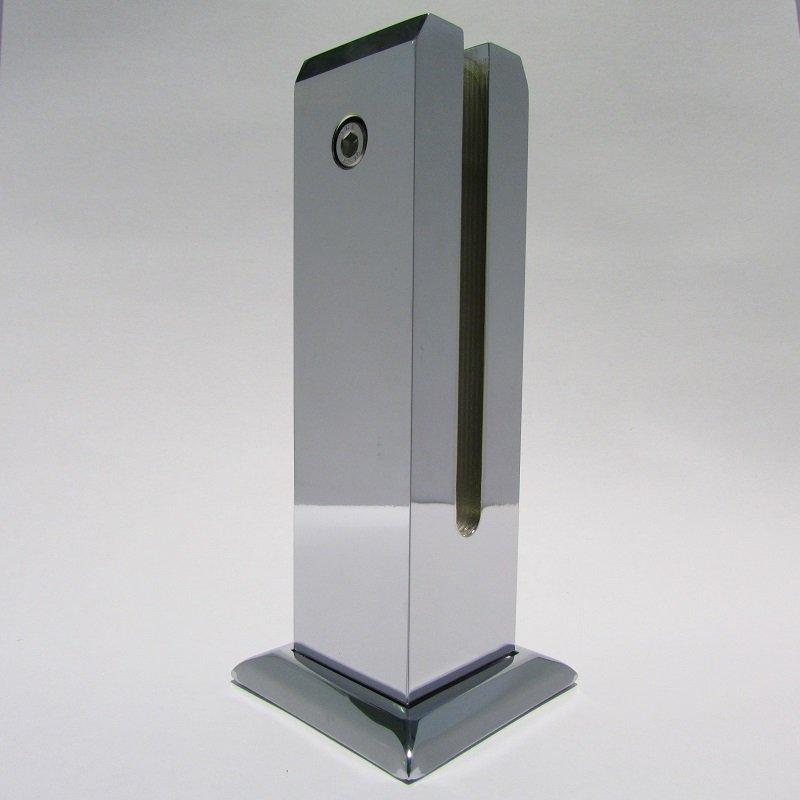 Torre Quadrada p/vidro 10mm